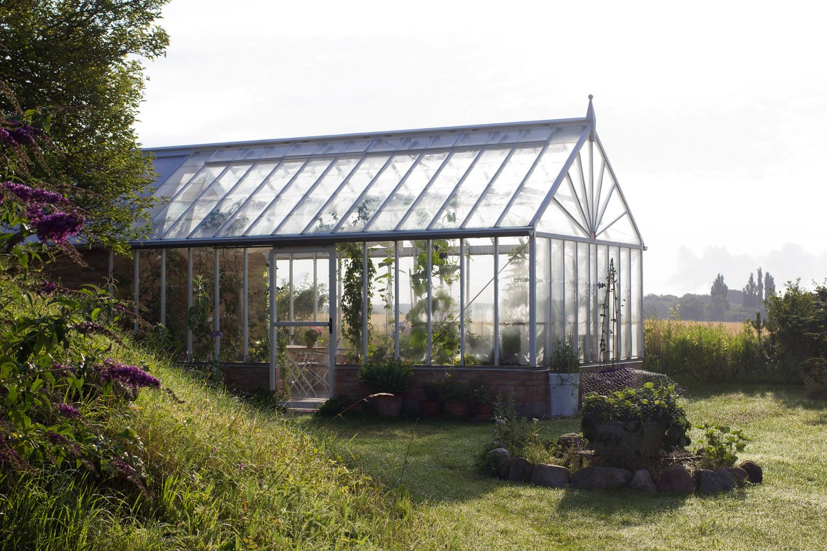 Romantic Greenhouse