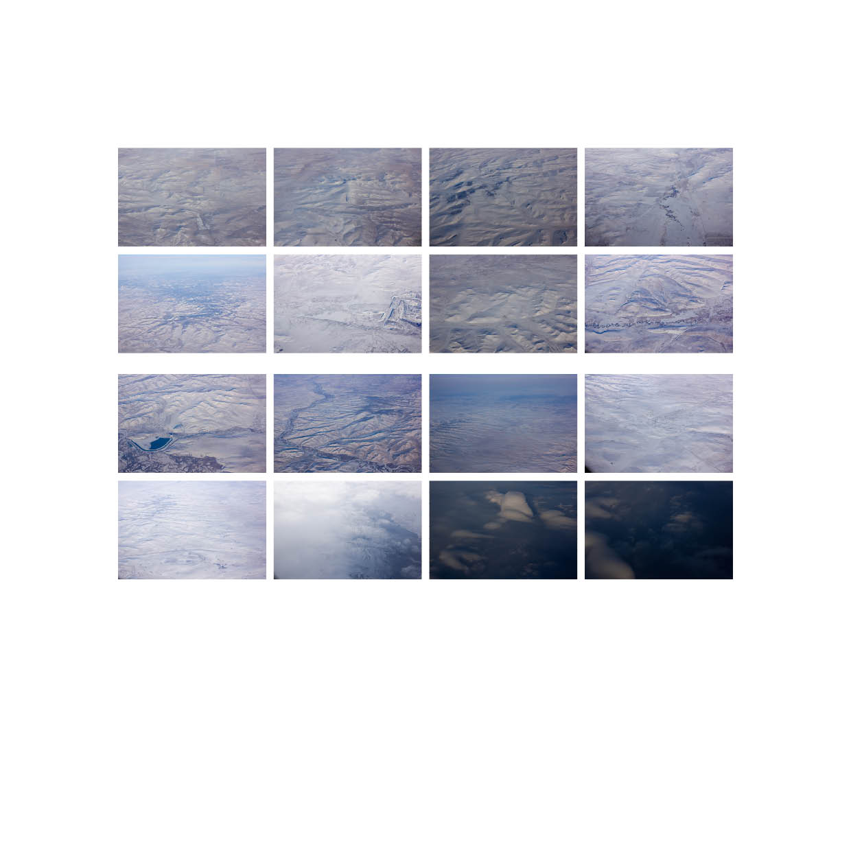 Flying over Russia 1
