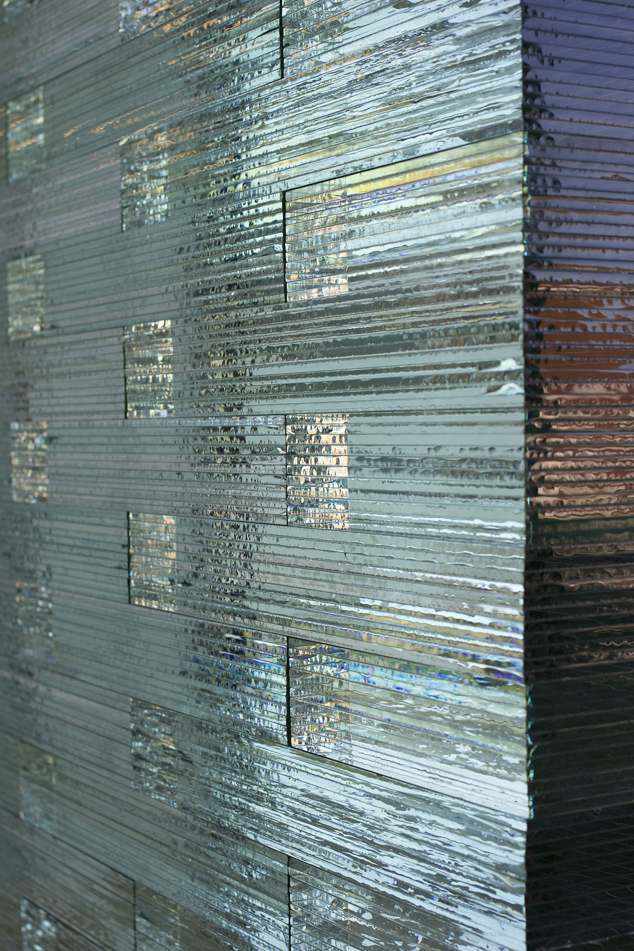 Solid Glass Wall
